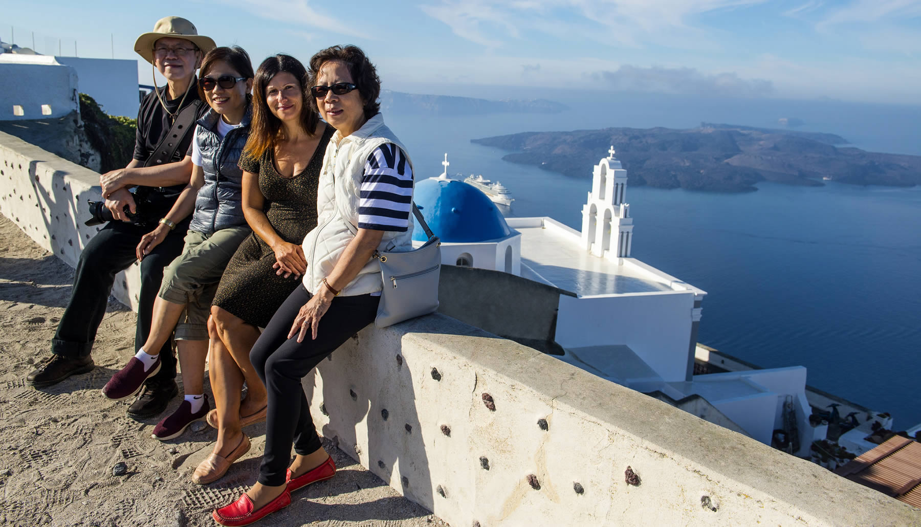 Santorini Karavas Travel - Private Tours & Transfers