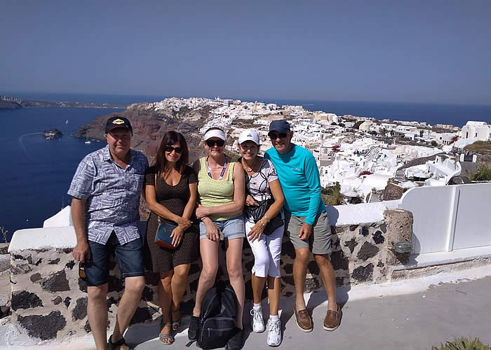 Santorini Highlights Tour - 5 hours