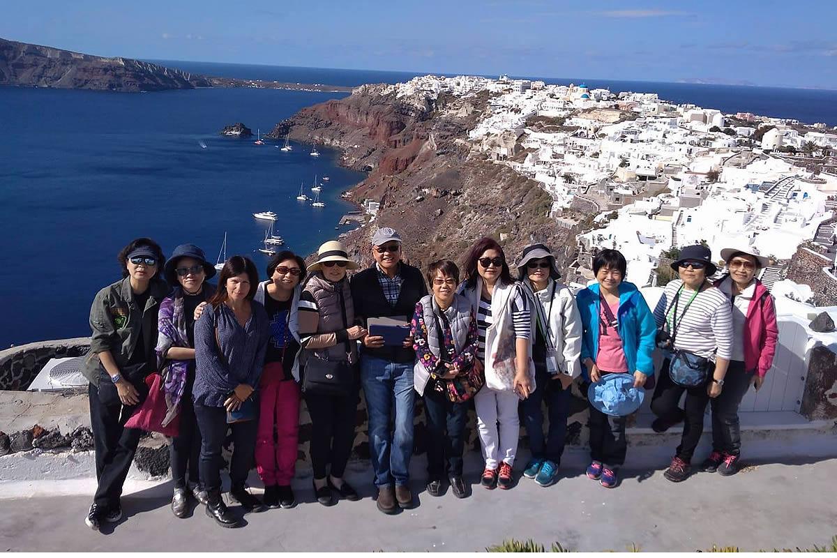 Santorini Half Day Private Tour