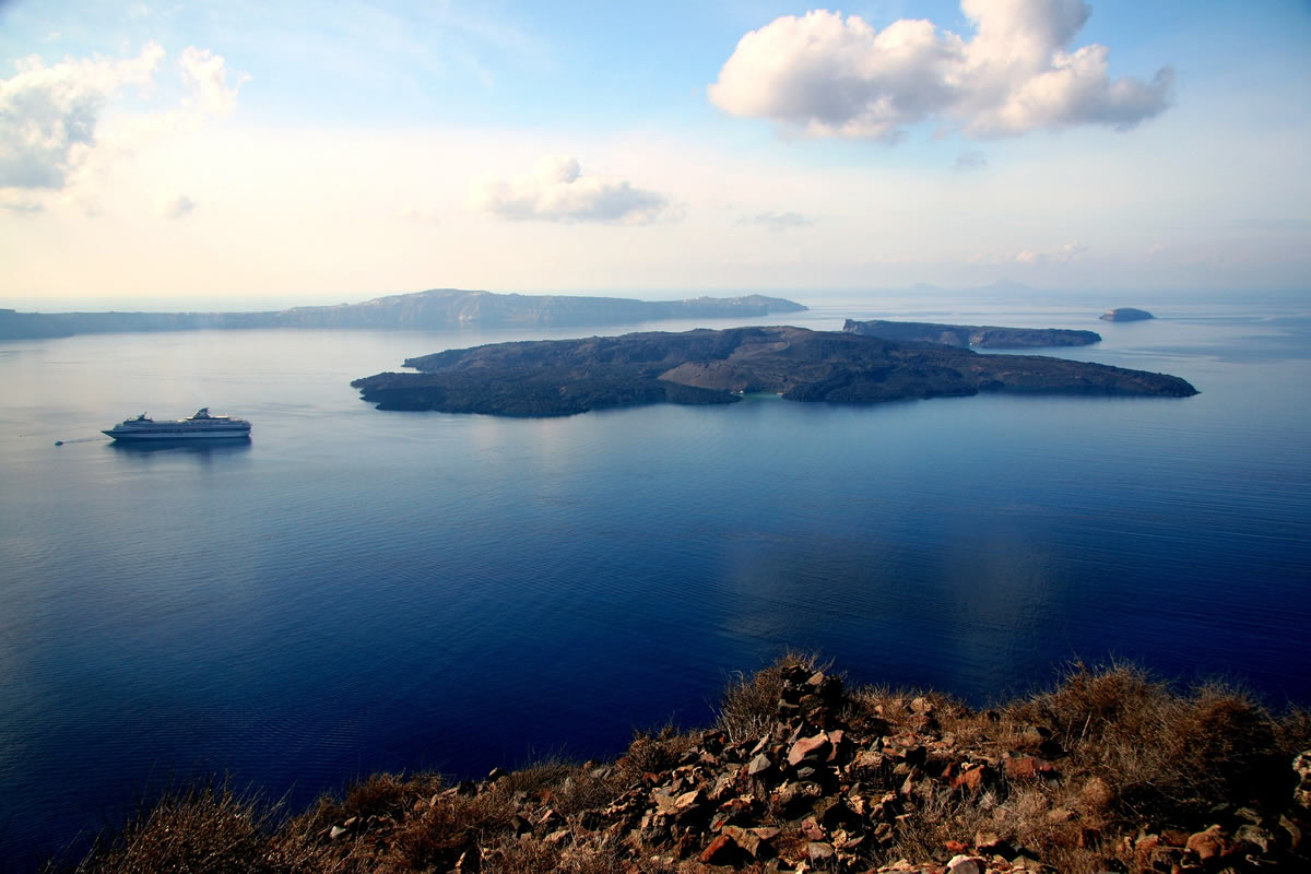 Santorini Half Day Private Tour