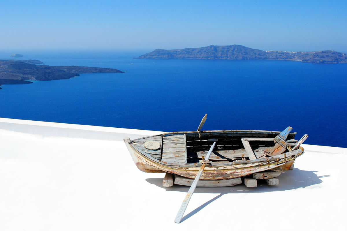 Santorini - Private half day Tour - Guided