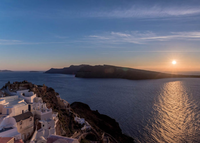Santorini Oia Sunset Tour