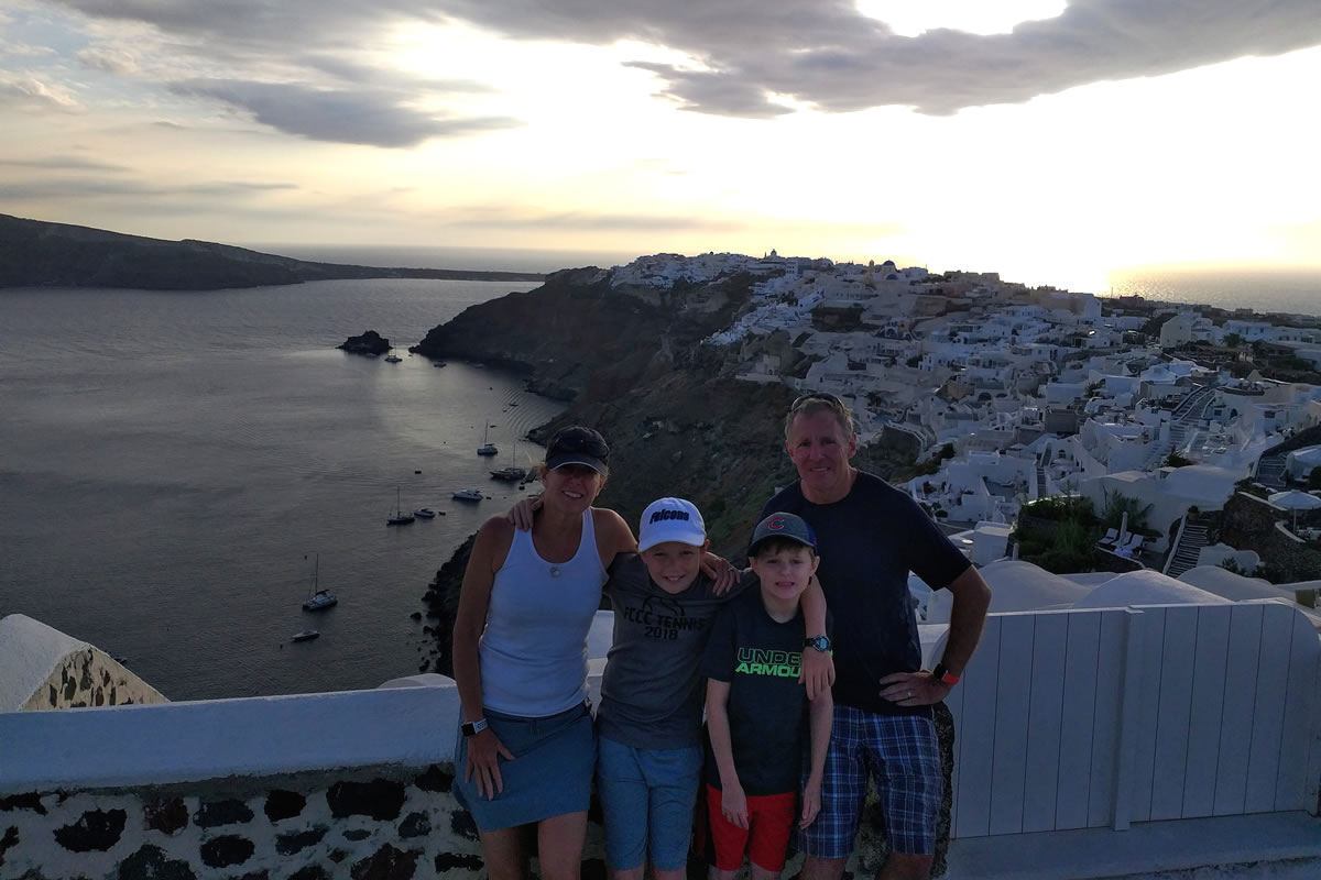 Santorini Oia Sunset Tour - 4 hours