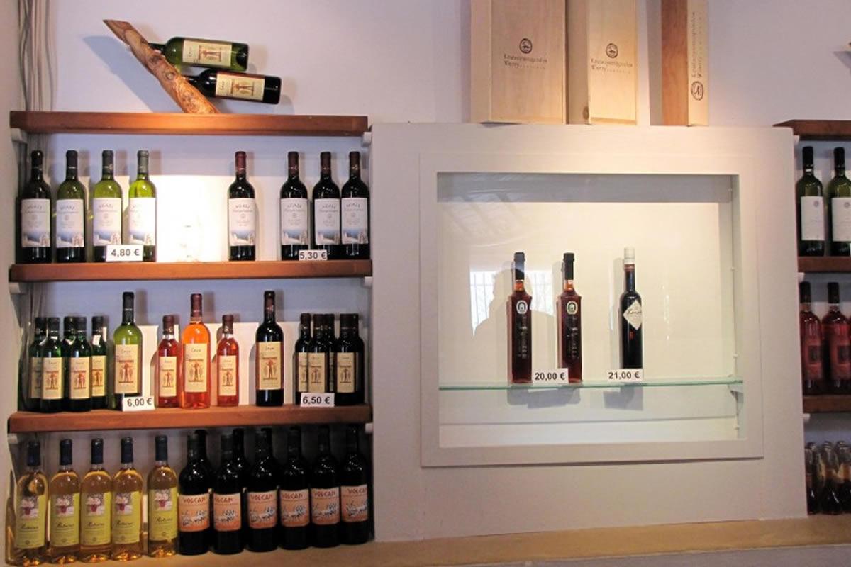 Santorini Wineries Private Tour