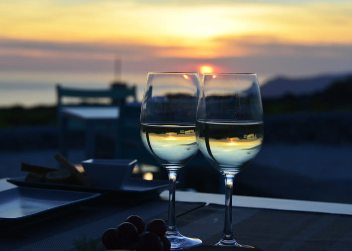 Santorini Wineries Private Tour