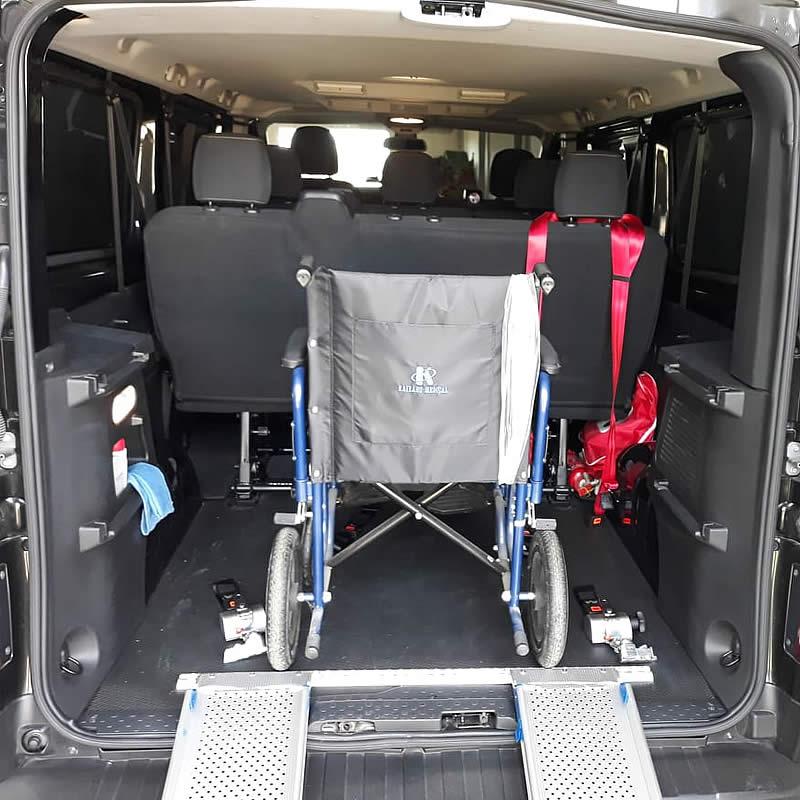 Santorini Karavas Travel - Wheelchair users tours & transfers