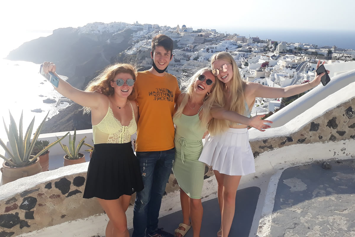 Santorini Highlights Tour