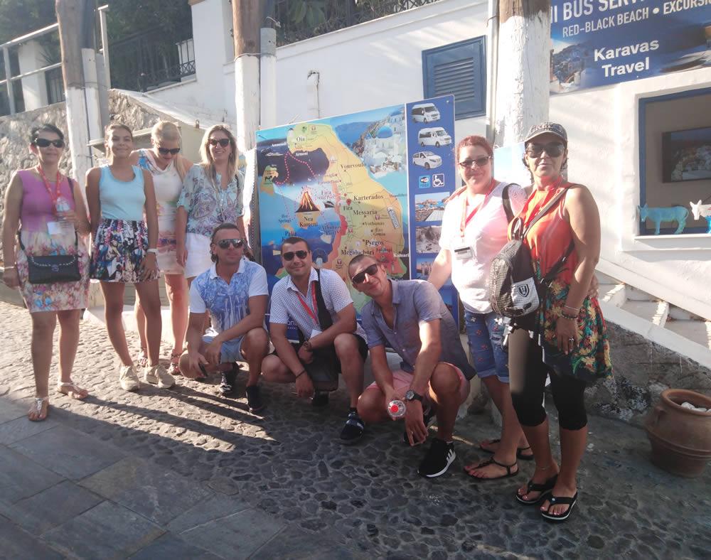Santorini Karavas Travel - Tours & Transfers